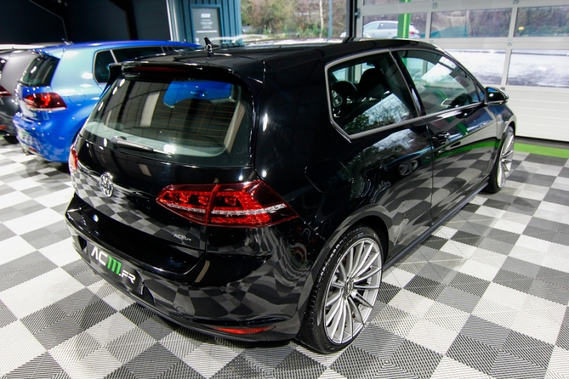 Photo 3 de l'offre de VOLKSWAGEN GOLF VII 2.0 TDI 184CH BLUEMOTION TECHNOLOGY FAP GTD 3P à 18990€ chez AC111 Automobiles