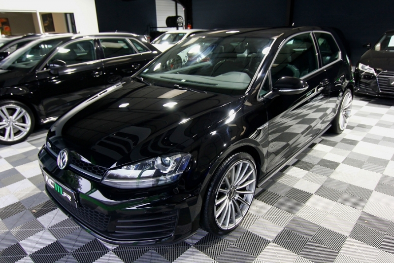 Photo 4 de l'offre de VOLKSWAGEN GOLF VII 2.0 TDI 184CH BLUEMOTION TECHNOLOGY FAP GTD 3P à 18990€ chez AC111 Automobiles
