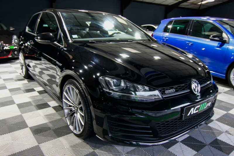 Photo 11 de l'offre de VOLKSWAGEN GOLF VII 2.0 TDI 184CH BLUEMOTION TECHNOLOGY FAP GTD 3P à 18990€ chez AC111 Automobiles